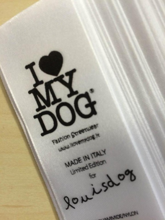 Etichette Louisdog